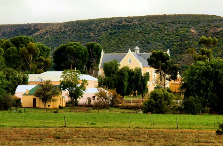 Vanwyksdorp Village View